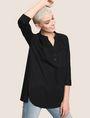 ARMANI EXCHANGE Plain Shirt Woman a