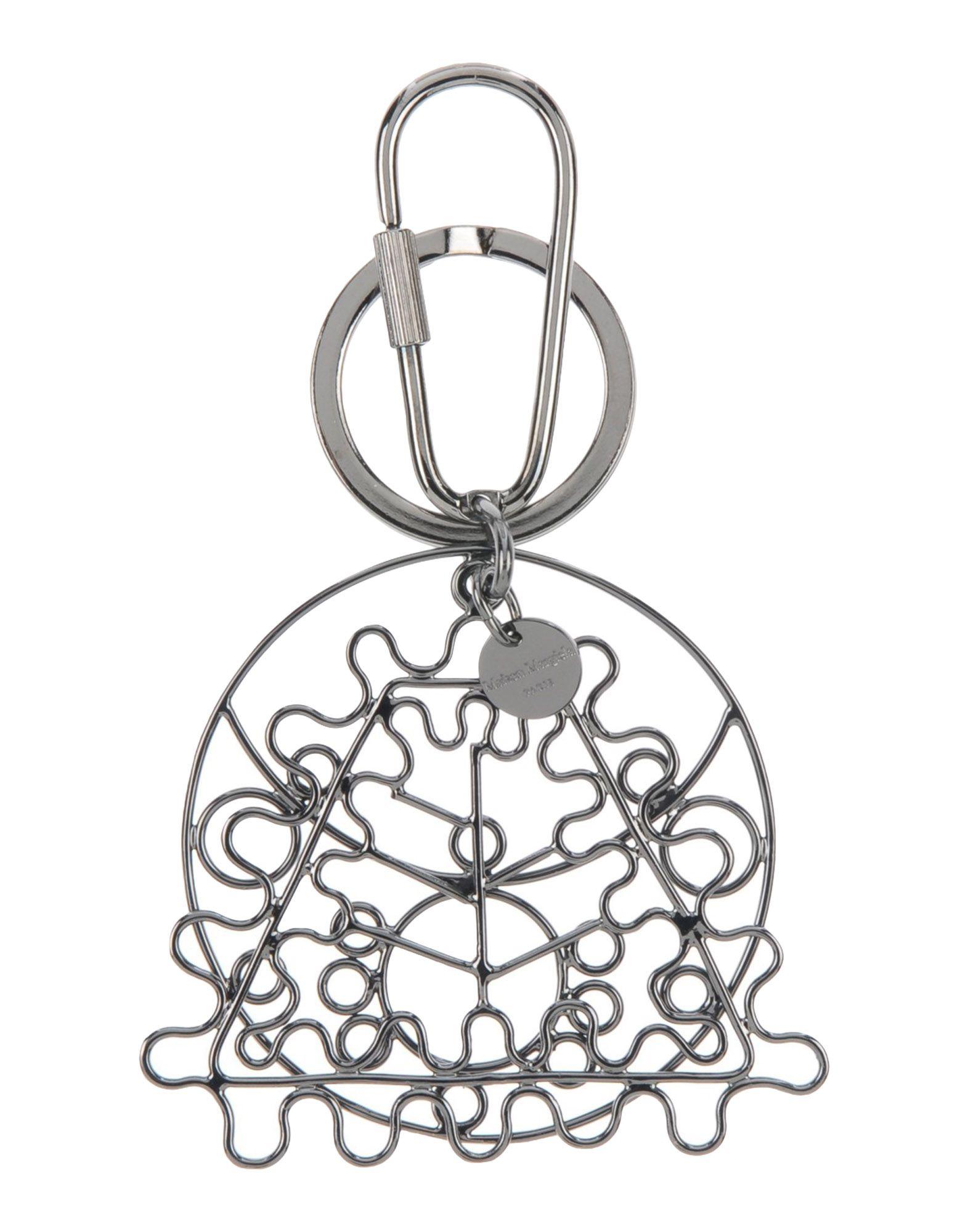 MAISON MARGIELA Брелок для ключей брелок для машины рено
