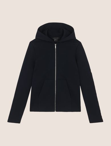 ARMANI EXCHANGE Fleece-Jacke Damen R