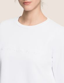 ARMANI EXCHANGE Fleece-Top Damen b