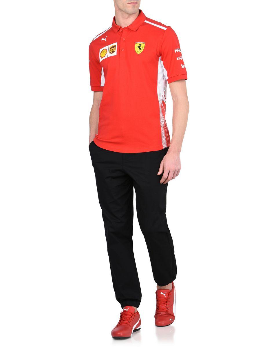 Scuderia Ferrari Online Store - Replica Scuderia Ferrari 2018 polo shirt -
