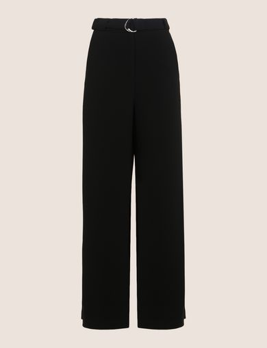 HIGH-RISE WIDE-LEG TROUSER