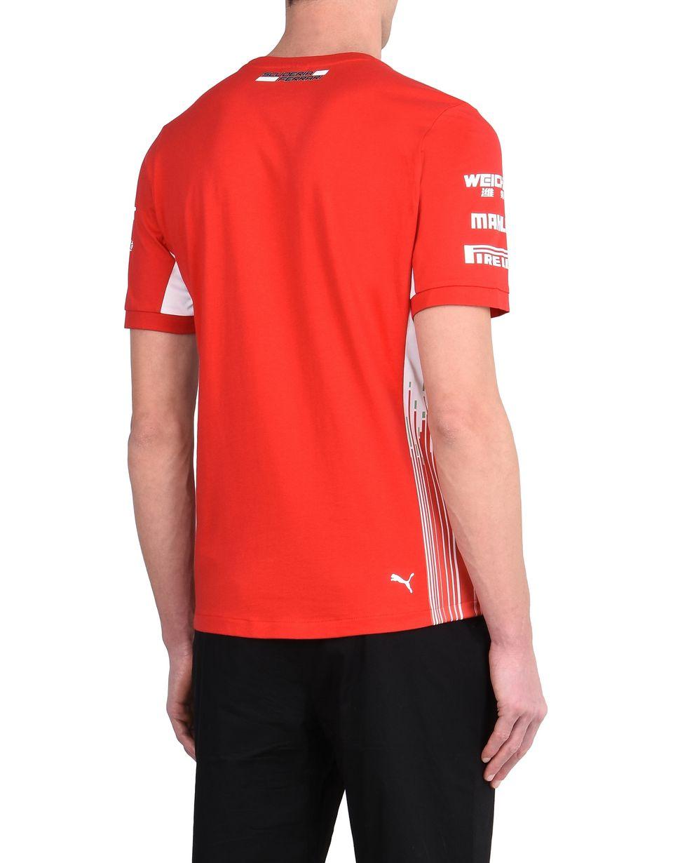 Scuderia Ferrari Online Store - Replica Raikkonen T-shirt -