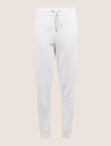 TONAL EMBROIDERY SWEATPANTS