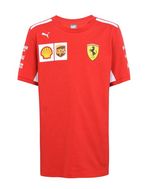 Scuderia Ferrari Replica 2018 T-shirt for teens