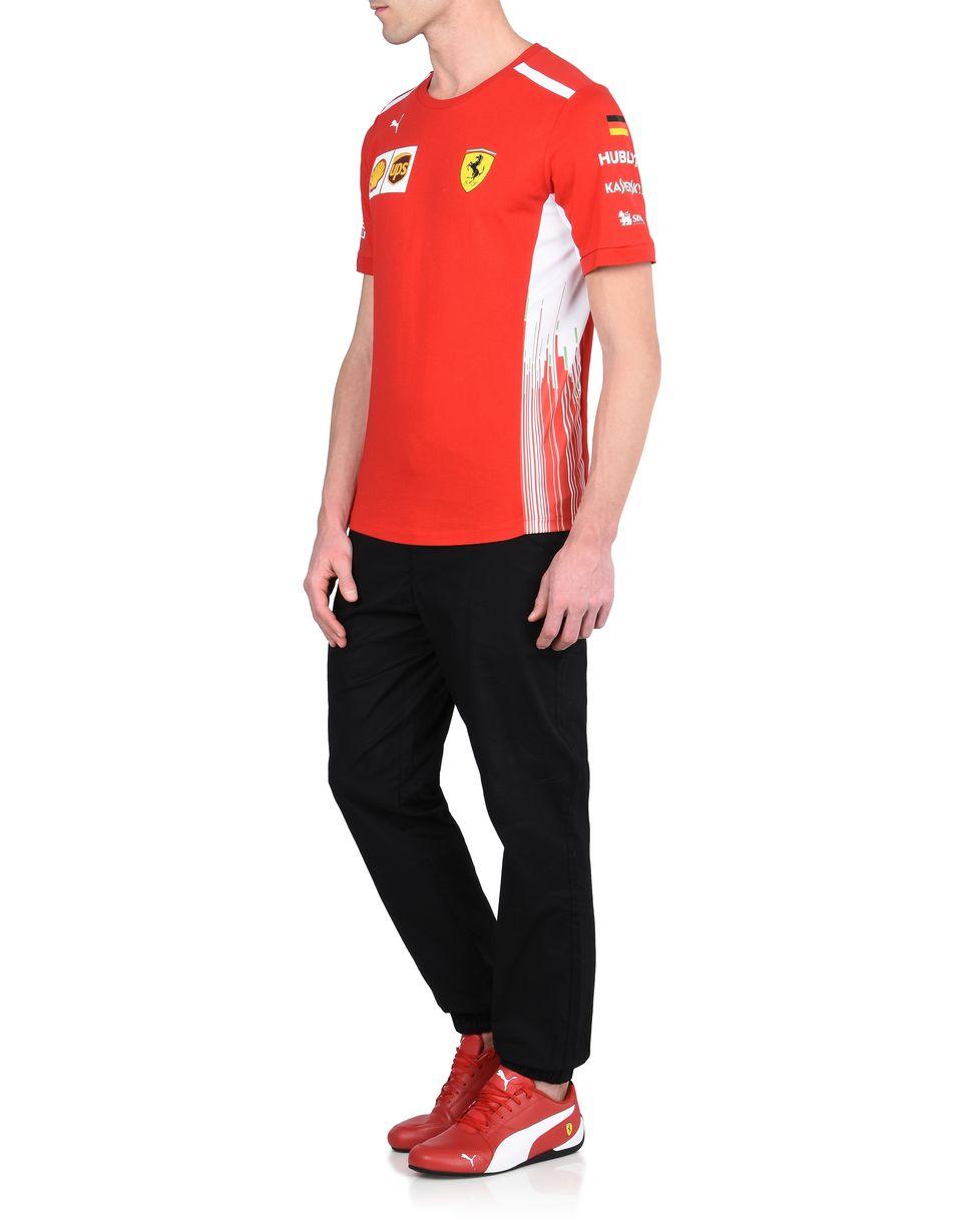 Scuderia Ferrari Online Store - Vettel Replica T-shirt - Short Sleeve T-Shirts
