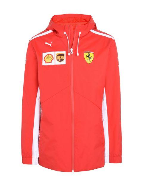 Scuderia Ferrari Online Store - Replica Scuderia Ferrari 2018 Jacket -