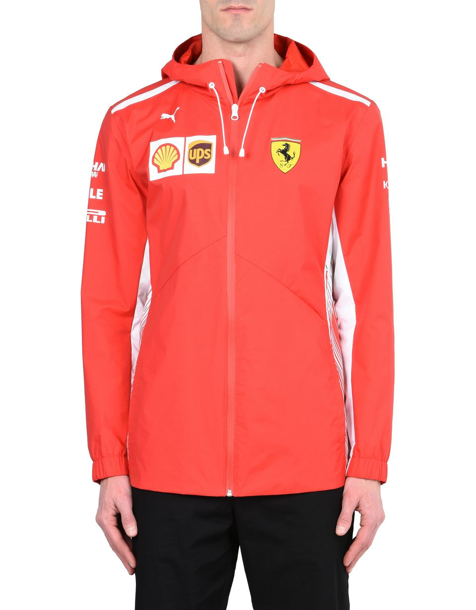 puma distress ferrari red rosso p jacket corsa price men