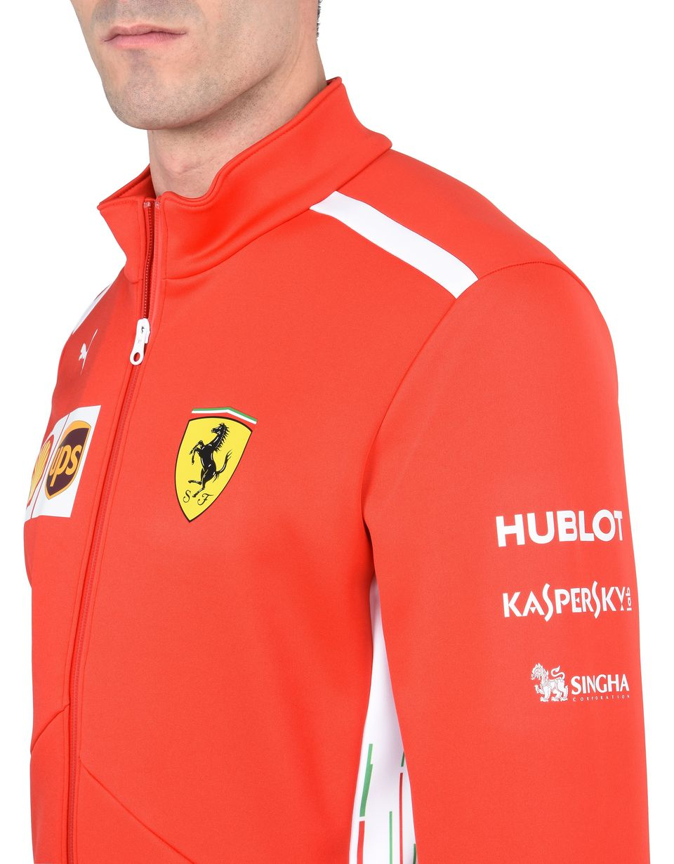 rs softshell replica red en jackets ferrari online man color store field b scuderia jacket