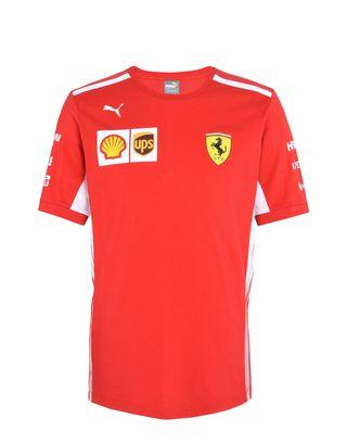 Scuderia Ferrari Online Store - Scuderia Ferrari Replica 2018 Tシャツ - 半袖Tシャツ