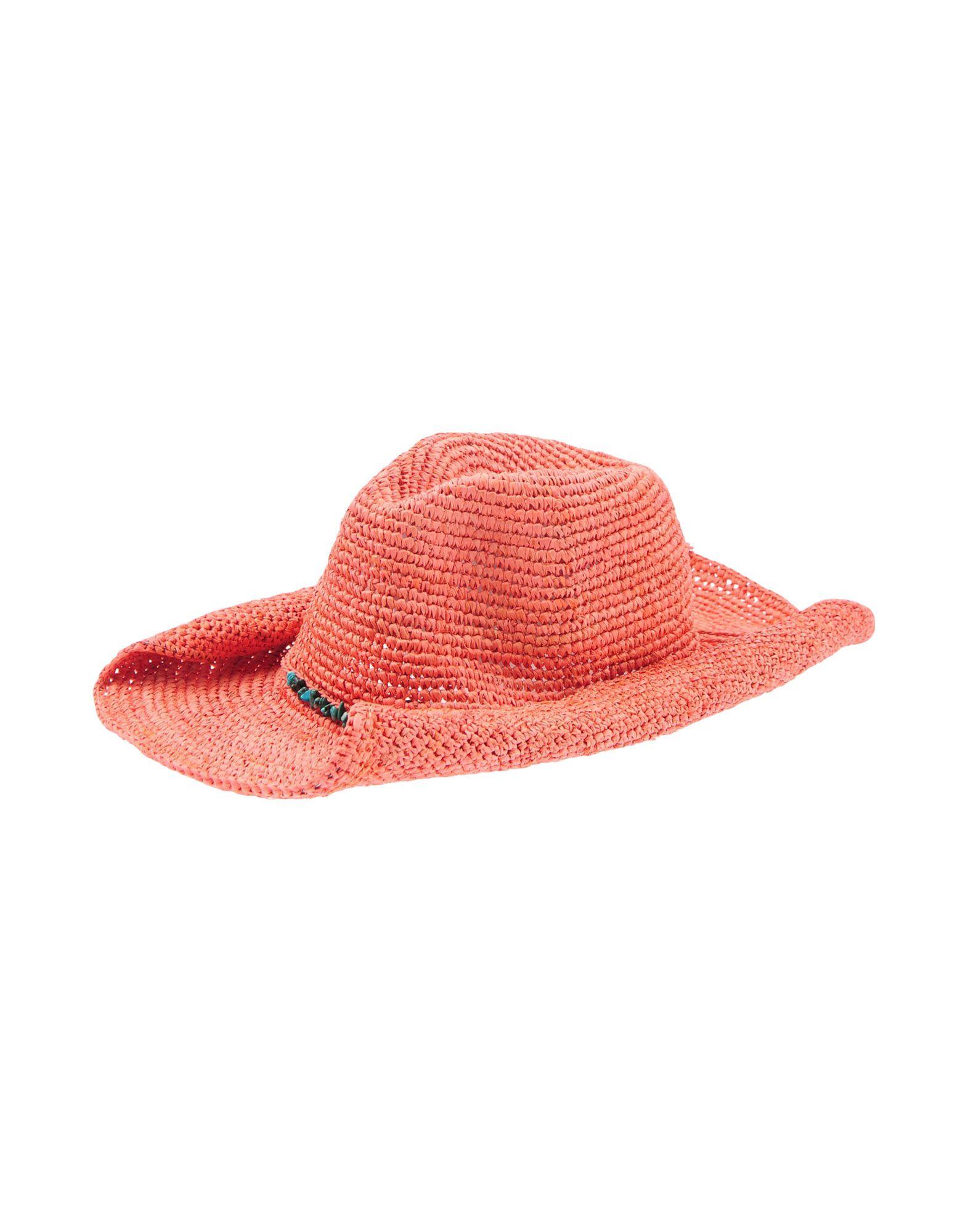 FLORABELLA Hat in Orange