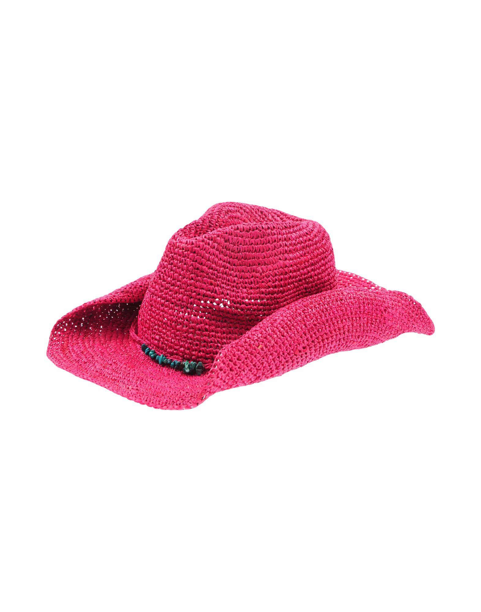 FLORABELLA Hat in Fuchsia