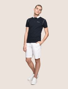 ARMANI EXCHANGE PRINTED CHINO SHORTS Chino Short Man d