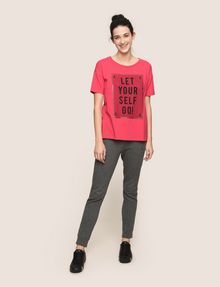 ARMANI EXCHANGE T-shirt graphique Femme d