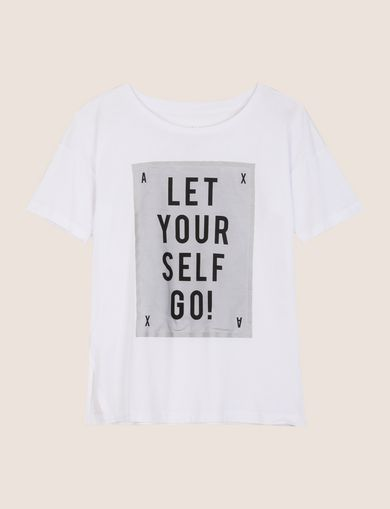 LET YOURSELF GO TEE