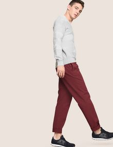 ARMANI EXCHANGE CLASSIC STRAIGHT-LEG CHINO PANTS Chino Man a