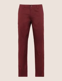 ARMANI EXCHANGE CLASSIC STRAIGHT-LEG CHINO PANTS Chino Man r