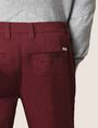 ARMANI EXCHANGE CLASSIC STRAIGHT-LEG CHINO PANTS Chino Man b
