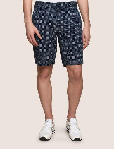 ARMANI EXCHANGE Shorts chino Hombre F