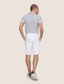ARMANI EXCHANGE SEERSUCKER SHORTS Shorts Man e