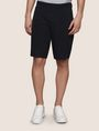 ARMANI EXCHANGE SEERSUCKER SHORTS Shorts Man f