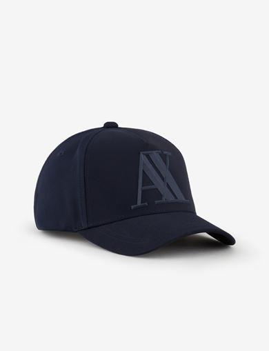 RUBBER LOGO HAT
