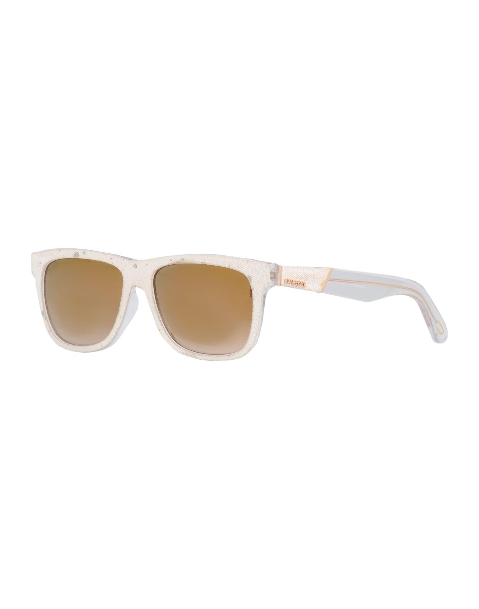 DIESEL Солнечные очки vogue vogel очки черного кадра серебряного покрытия линза мода полной оправе очки vo5067sd w44s6g 56мм