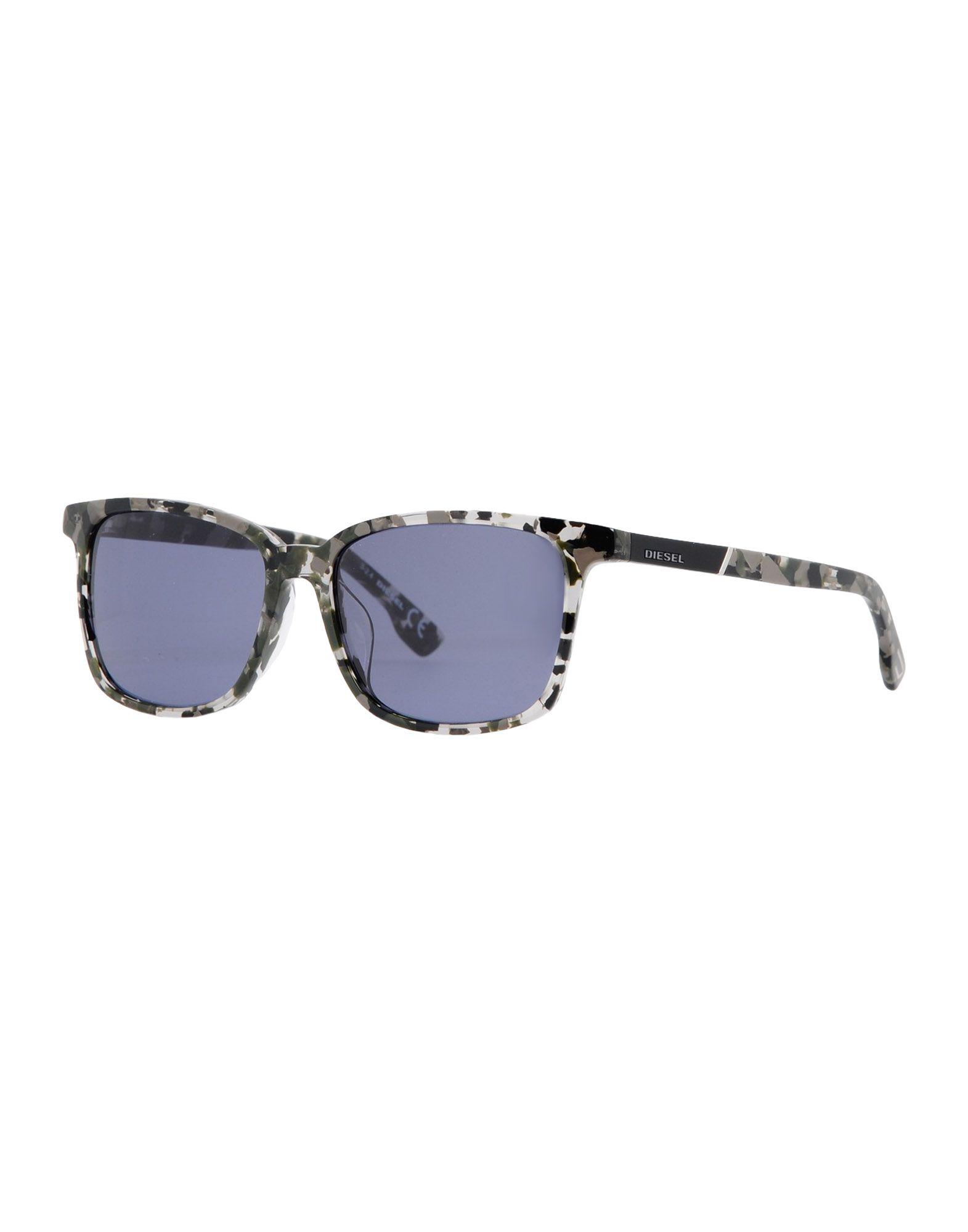 DIESEL Солнечные очки солцезащитные очки