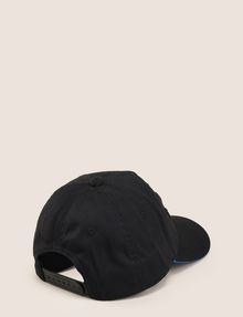 ARMANI EXCHANGE ARC EMBROIDERY LOGO HAT Hat Man r