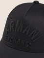 ARMANI EXCHANGE ARC EMBROIDERY LOGO HAT Hat Man d