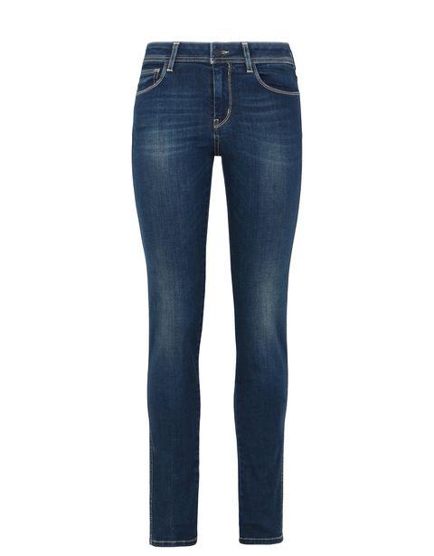 Scuderia Ferrari Online Store - Women's stretch jeans - Jeans