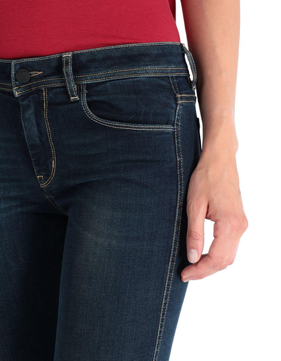Scuderia Ferrari Online Store - Jeans stretch donna - Jeans