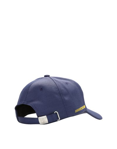 Scuderia Ferrari Online Store - Children's cap with visor in breathable technical fabric - Baseball Caps
