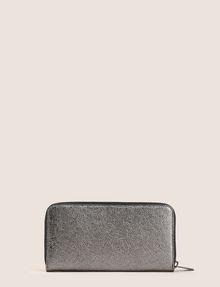 ARMANI EXCHANGE グリッター ジップウォレット 財布 レディース d
