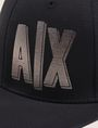 ARMANI EXCHANGE METALLIC PLACED PRINT HAT Hat Woman d