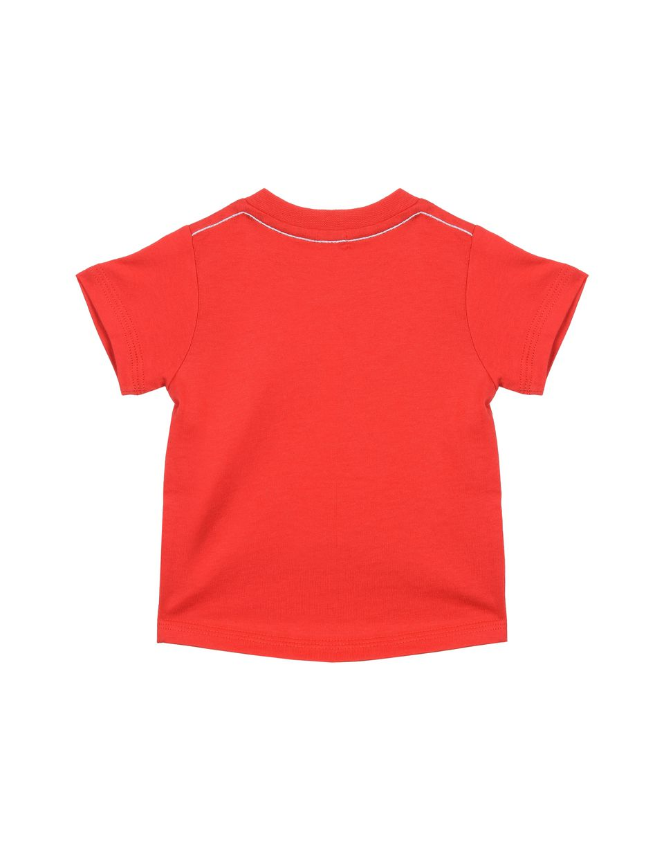 Scuderia Ferrari Online Store - T-shirt for infants with printed wording -