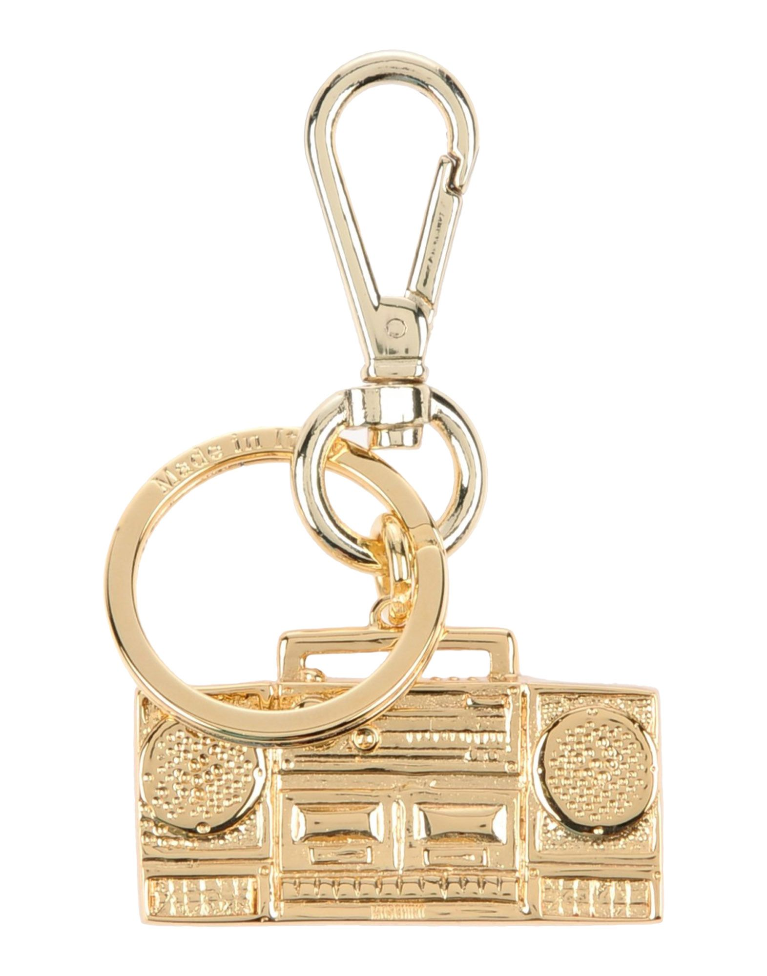 MOSCHINO Брелок для ключей maker and sons брелок для ключей