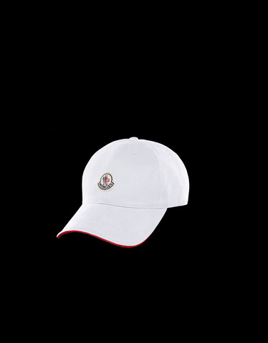 BASEBALL HAT White Hats