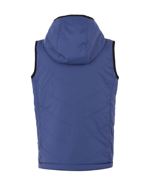 Reversible padded vest for teens with Ferrari Shield