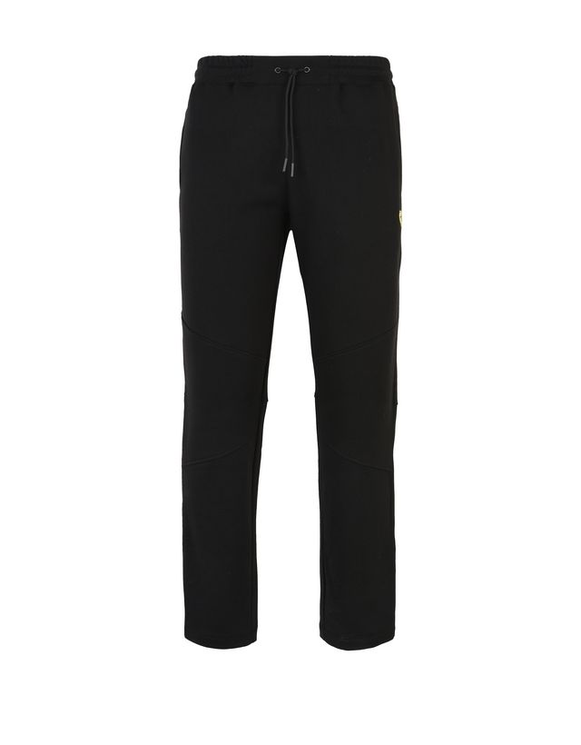 Scuderia Ferrari Online Store - Men's sweatpants with Shield - Joggers