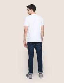 ARMANI EXCHANGE NYC PHOTOBLOCK CREW Long-Sleeved Tee Man e