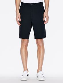 ARMANI EXCHANGE CLASSIC CHINO SHORTS Short Man f