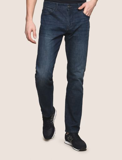 ARMANI EXCHANGE STRAIGHT FIT JEANS Herren F