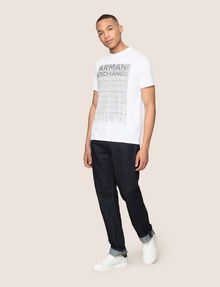 ARMANI EXCHANGE Logo-T-Shirt Herren d