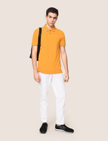 ARMANI EXCHANGE SHORT SLEEVES POLO Man d