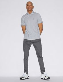 ARMANI EXCHANGE Kurzärmeliges Poloshirt [*** pickupInStoreShippingNotGuaranteed_info ***] d
