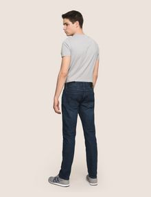 ARMANI EXCHANGE SLIM-FIT DARK INDIGO CLASSIC JEANS SLIM FIT JEANS Man e