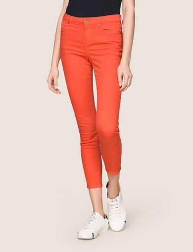 ARMANI EXCHANGE Skinny jeans Damen F