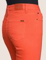 ARMANI EXCHANGE COLORFUL CROPPED SUPER-SKINNY JEANS Skinny jeans Woman b