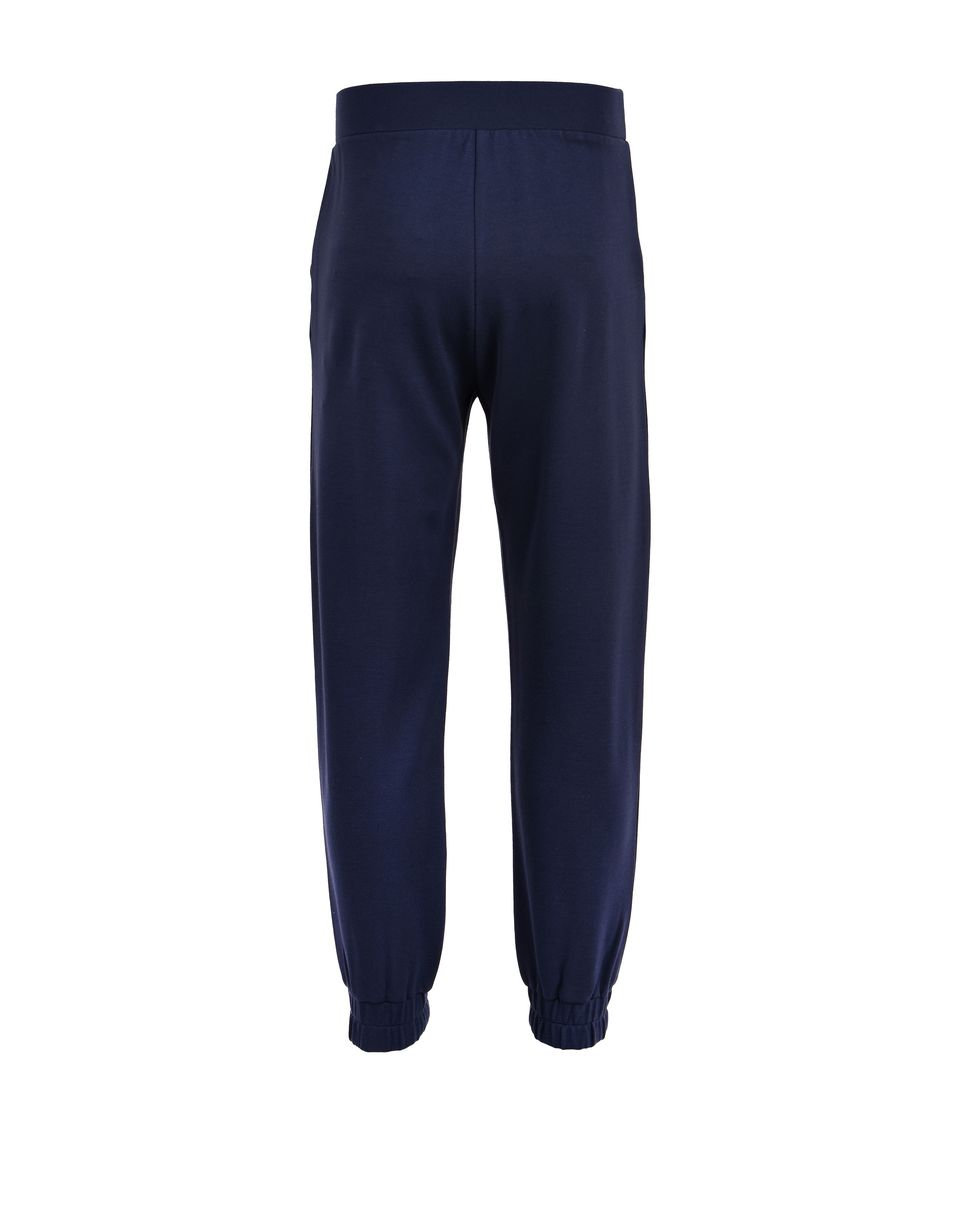 Scuderia Ferrari Online Store - Sweatpants in Milano jersey for girls - Joggers